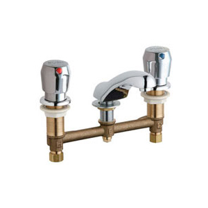 Chicago Faucets - 404-665ABCP - Lavatory Fitting, Deck Mounted