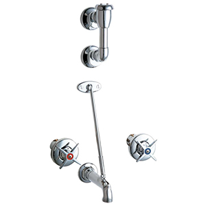 Chicago Faucets - 911-CP - Service Sink Fitting