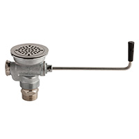 Chicago Faucet - Rotary Drain