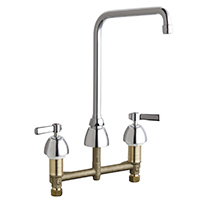 Chicago Faucets 201-AHA8AE35ABCP