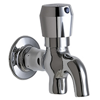 Chicago Faucets - 324-665PSHABCP - GLASS FILLER Metering