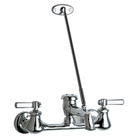 Chicago Faucets 540-LD897SWXFABCP